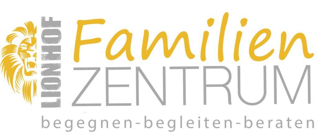 Logo Familienzentrum Lionhof e.V.